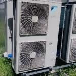 Montaż klimatyzacji w serwerowni w Warszawie